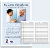 Patient Imaging History Card